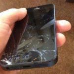 Разбилось стекло iPhone
