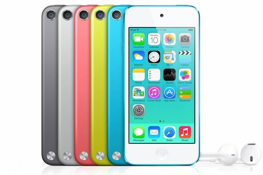 Ремонт Apple iPod Touch 5 в сервисном центре BestiPhone.ru