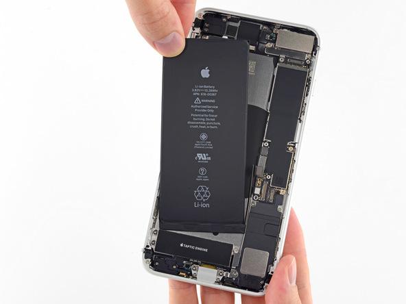 аккумулятор iphone 8