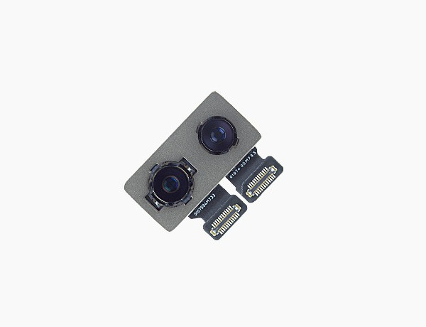 Замена камеры iPhone 8 Plus