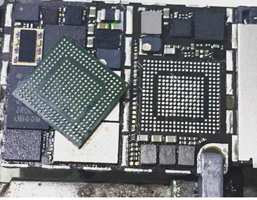 Ремонт модема iphone 6