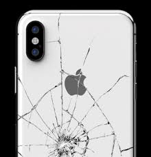 Замена задней крышки iphone x
