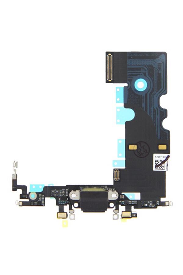 Шлей зарядки и микрофона iPhone 8