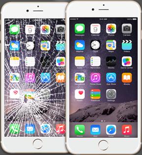 Заменить стекло iPhone 6 Plus