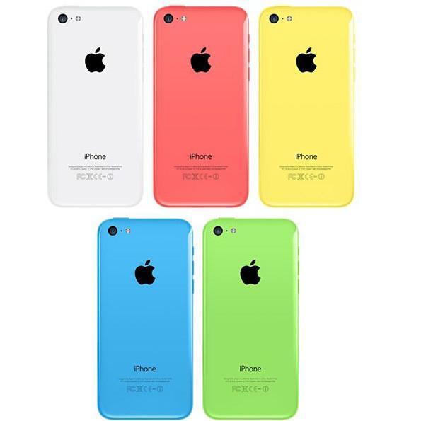 Замена задней крышки iPhone 5c