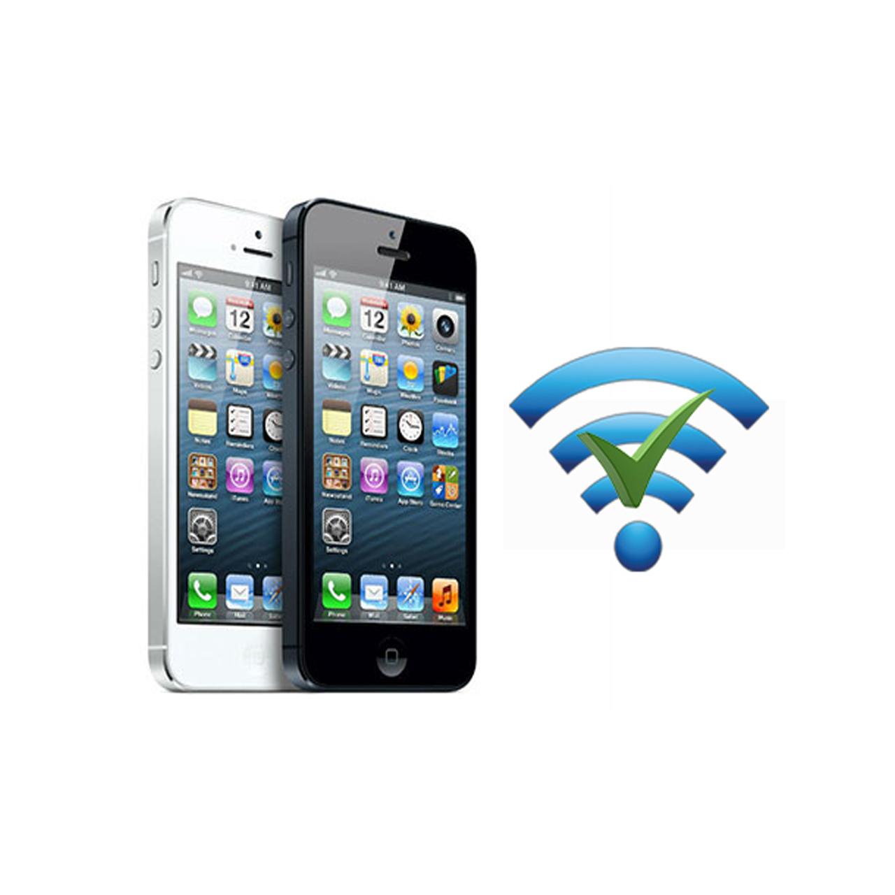 Wi-Fi iPhone 5s