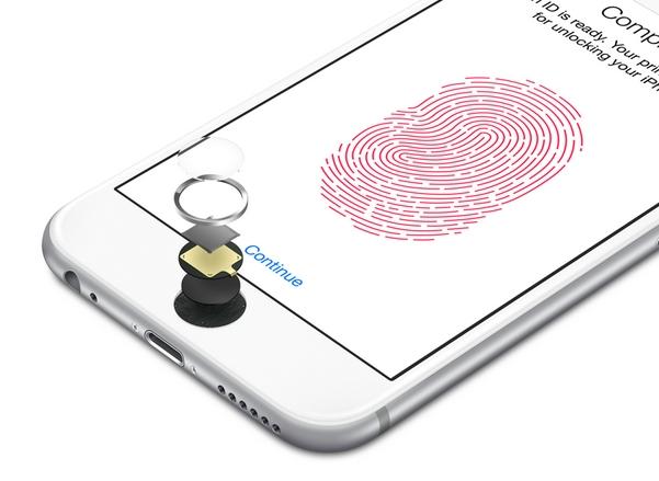 Замена кнопки HOME iPhone 6 Plus