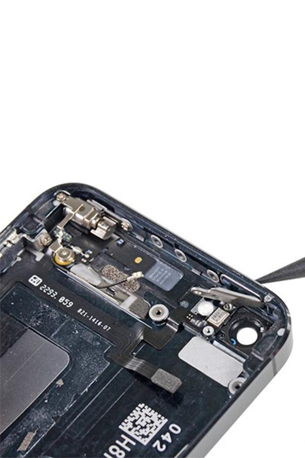 Ремонт кнопки включения iPhone 5