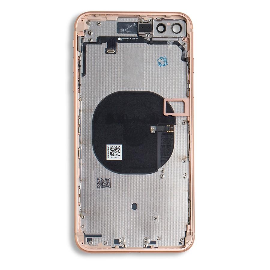 замена корпуса iPhone 8 Plus со шлейфами