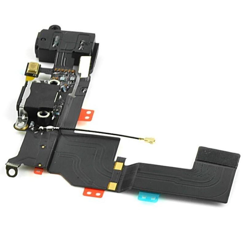 Замена нижнего шлейфа зарядки iPhone 5s