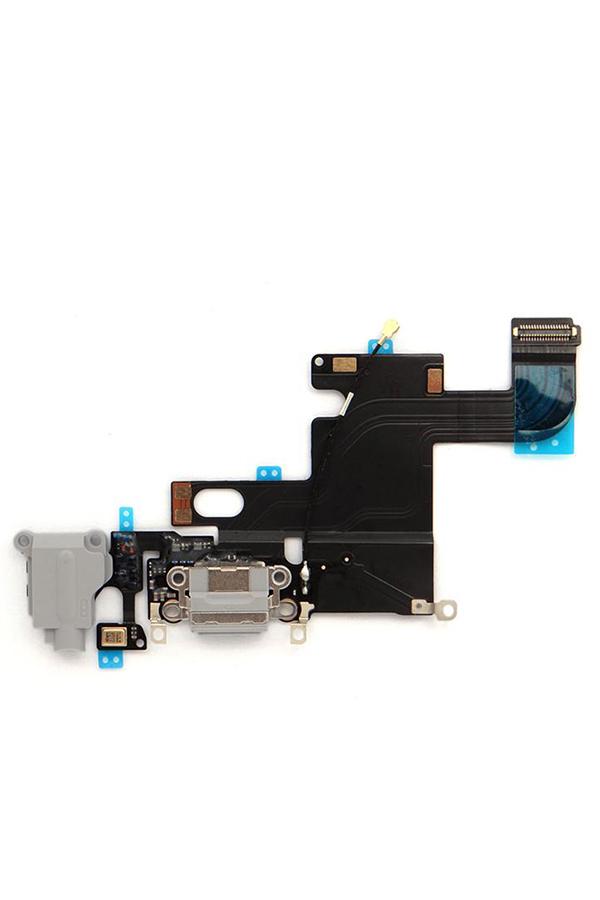 Замена шлейфа зарядки iPhone 6