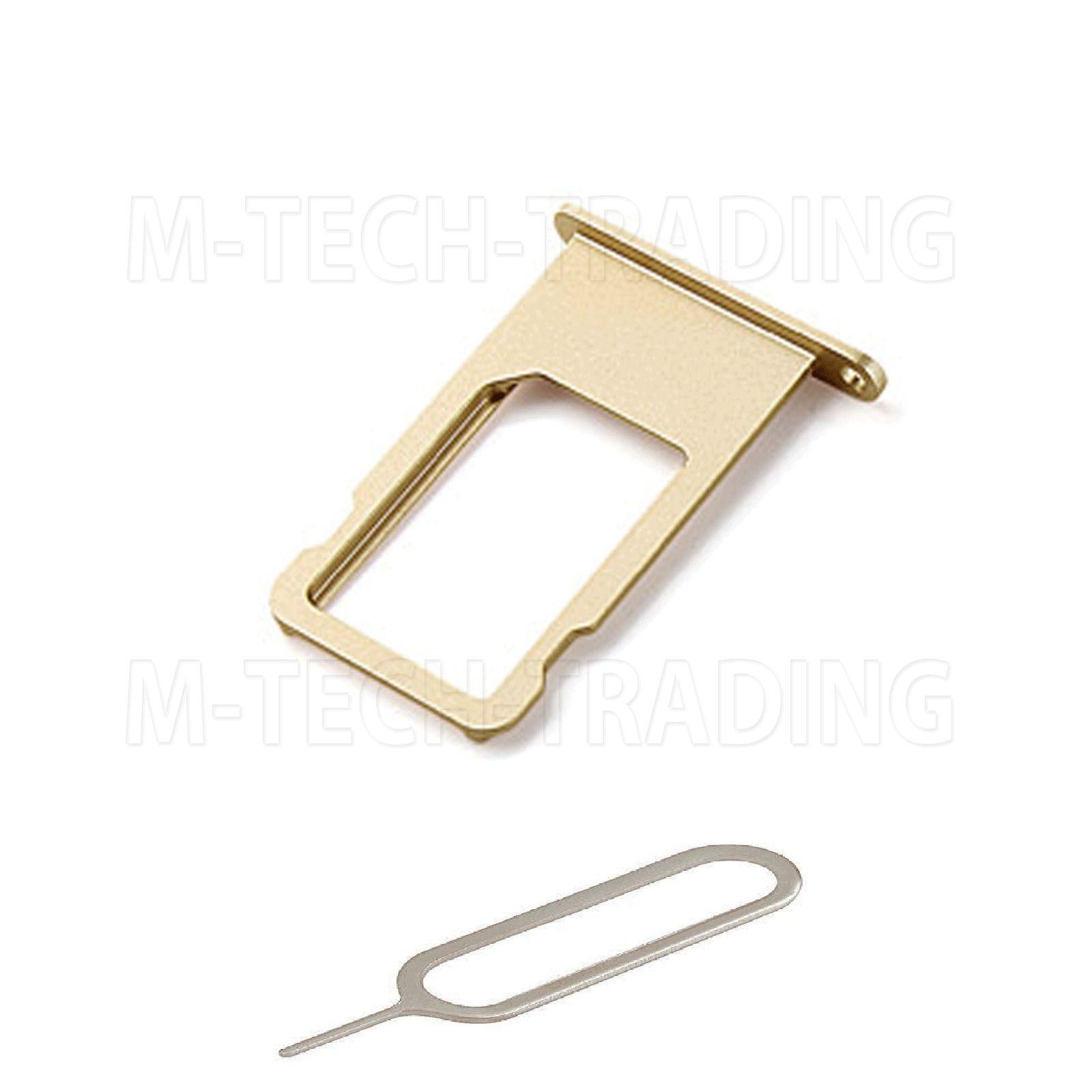 Замена сим лотка iPhone 6 Plus