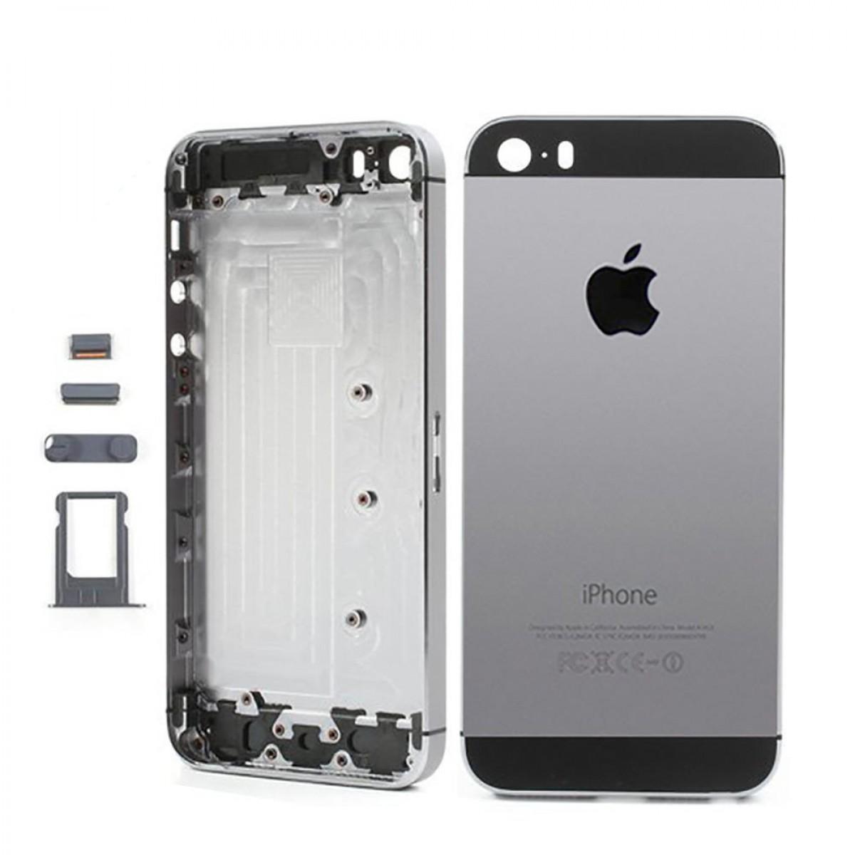 замена задней крышки iPhone 5s