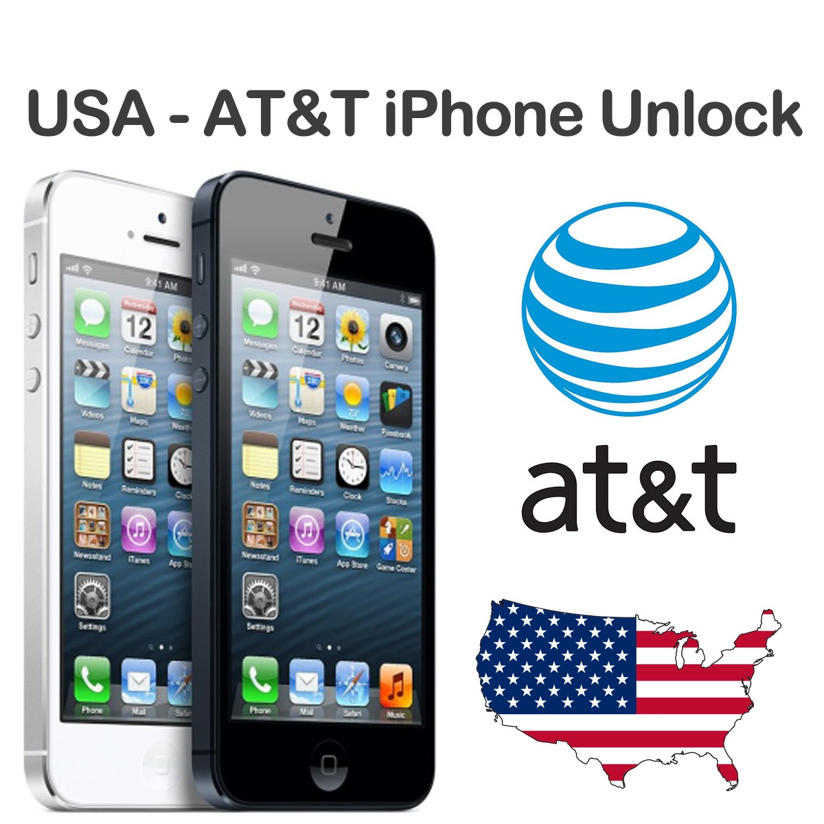 Отвязка от оператора iPhone 5