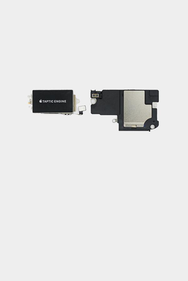 Замена виброзвонка iPhone Xs