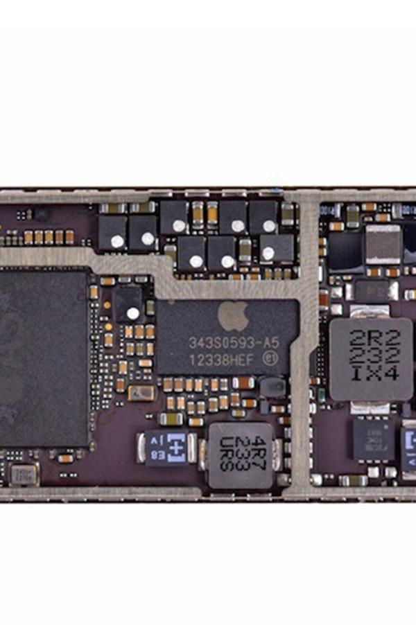 Замена контроллера питания iPad Mini
