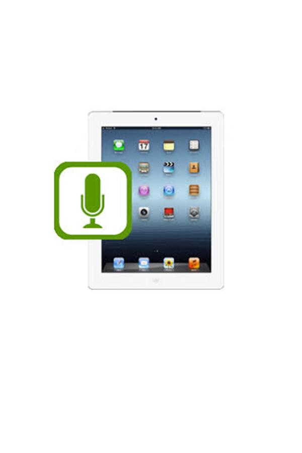 Замена микрофона iPad 3