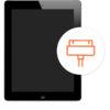 Замена нижнего шлейфа iPad 2