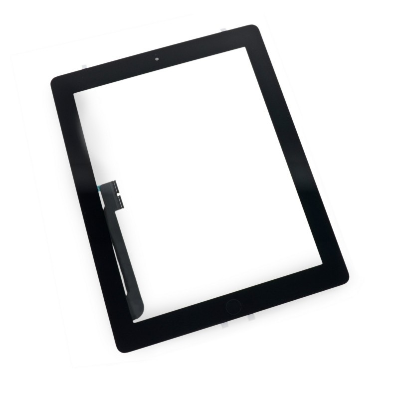 Замена стекла iPad 3