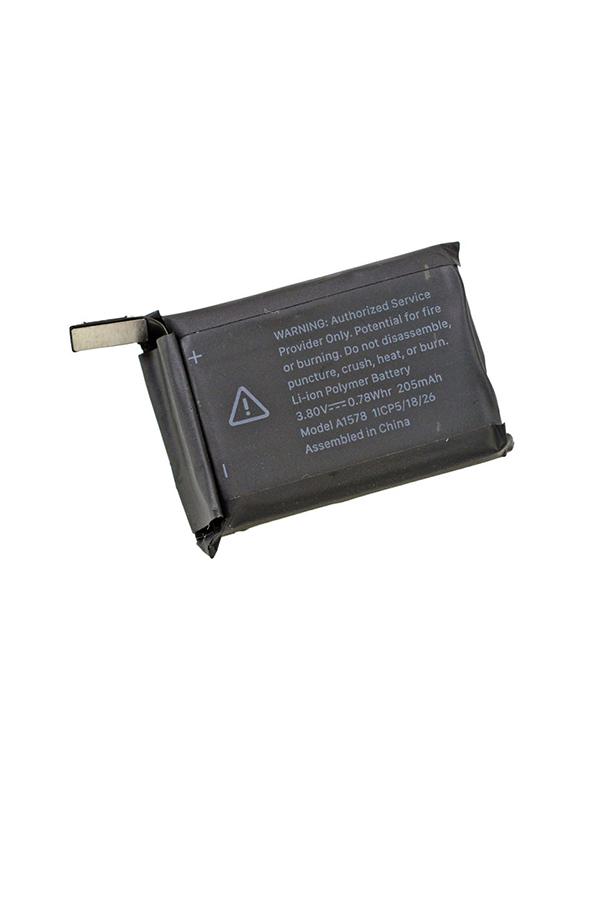 Замена аккумулятора Apple Watch 1 38mm