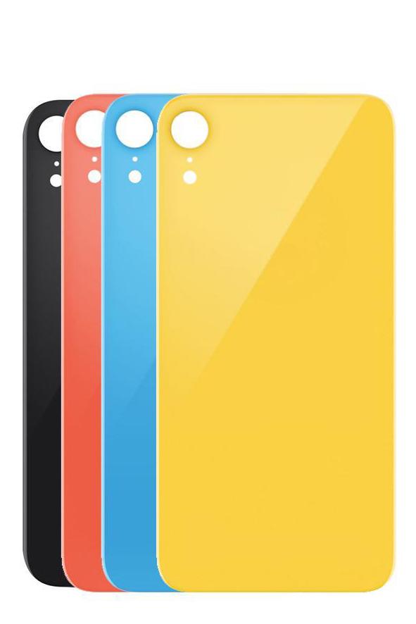Замена задней крышки iPhone Xr